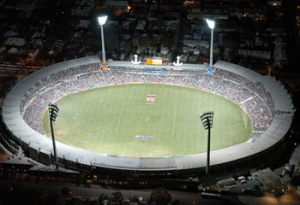 Domain stadium in perth