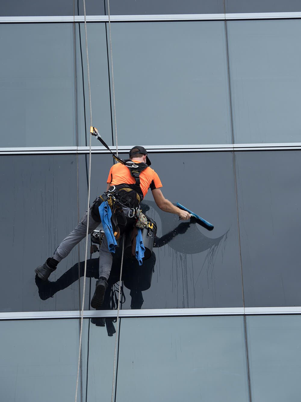 Window cleaners in Perth